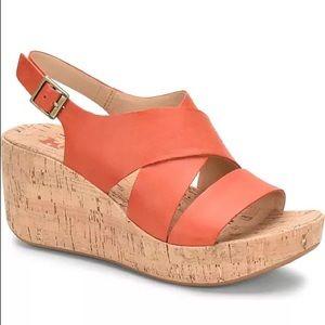 Kork Ease Wedge Sandals